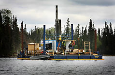 Rodren Drilling | Barge Drilling Projects over 40 years