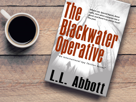 """""""If Jason Bourne had a sister ... Anna Ledin would be her!"""" - THE BLACKWATER OPERATIVE"""