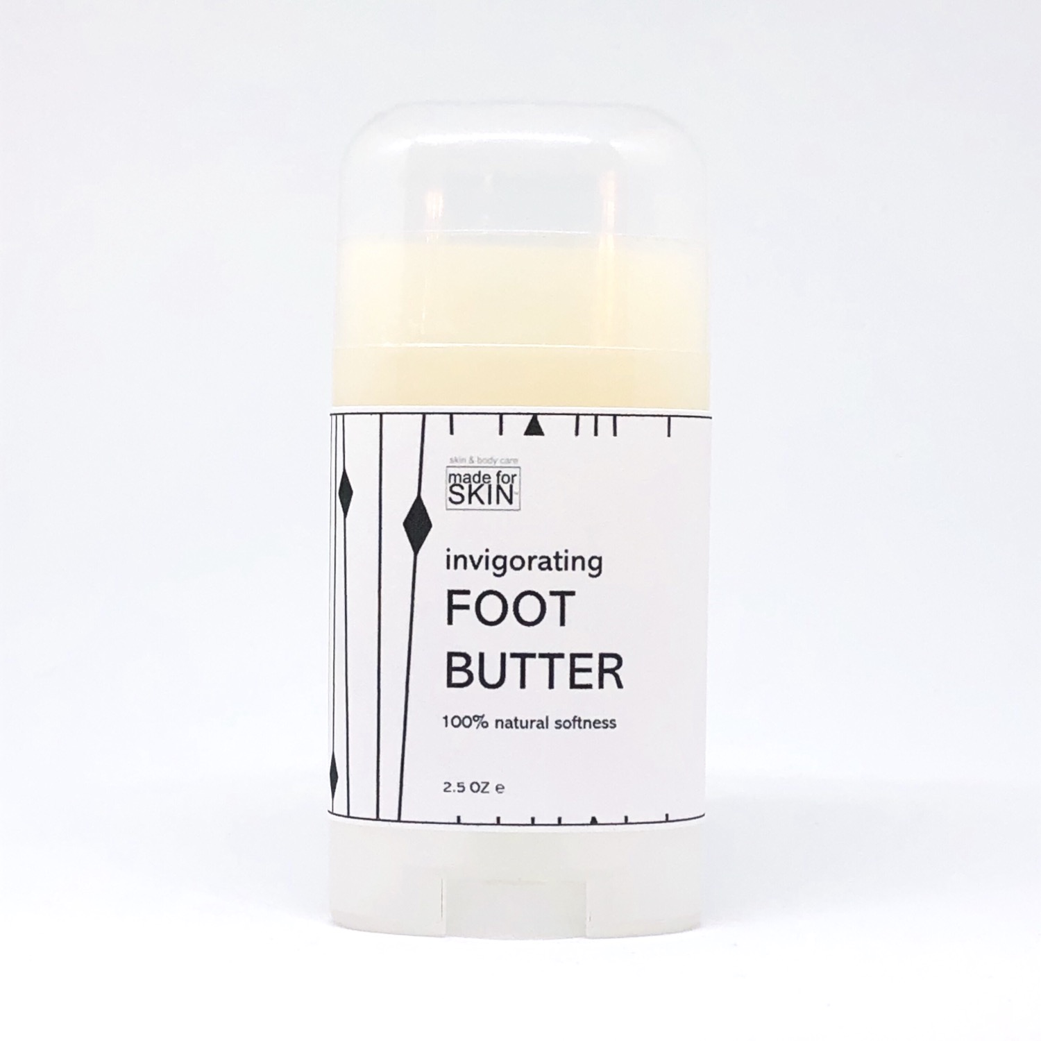 Organic Peppermint Foot Butter | made for SKIN