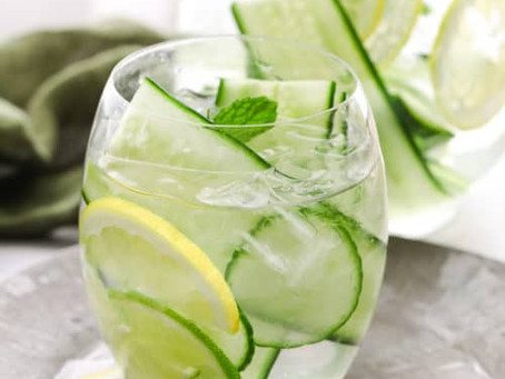 Summer Drinks for glowing, healthy skin