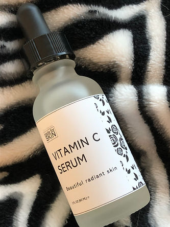 Vitamin C Serum for healthier skin every day | made for SKIN