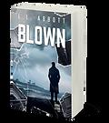 Blown | An Anna Ledin Spy Thriller Book 4