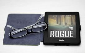 Rogue   book 3 in The Anna Ledin Spy Thriller Series