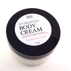 Hydrating Body Cream | natural skincare Winnipeg | made for SKIN