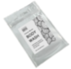 Body Wash | eco friendly packaging zero waste | made for SKIN