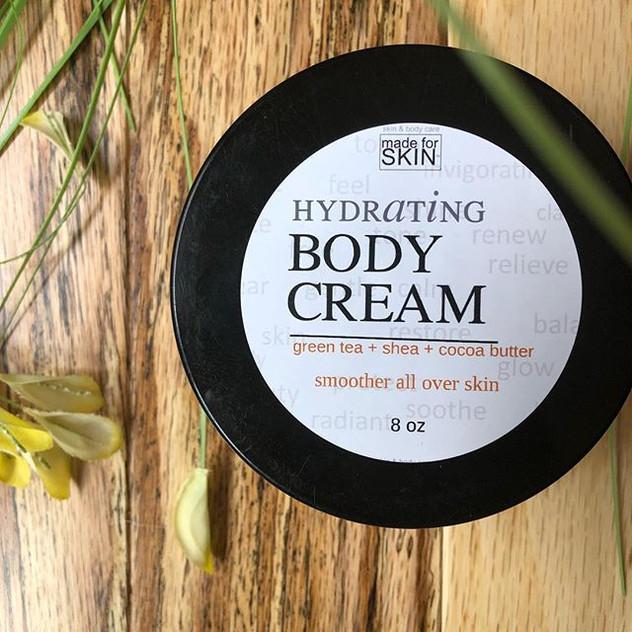 Hydrating Body Cream
