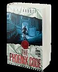 The Phoenix Code | An Anna Ledin Spy Thriller Series Book