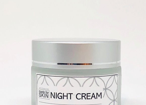 Night Renewal Face Cream | made for SKIN