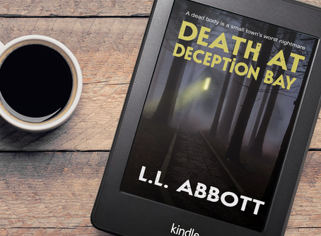 New Murder Mystery Novel on Amazon and Kobo