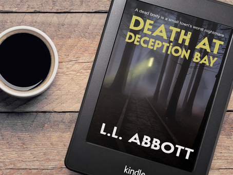 New Murder Mystery Novel on Amazon and Kobo