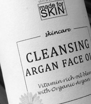 Natural Face Cleanser for Dry Skin
