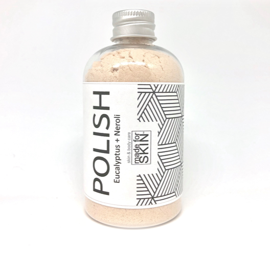 Infused Body Polish | made for SKIN
