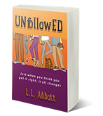 UNfollowED | a teenage coming of age novel