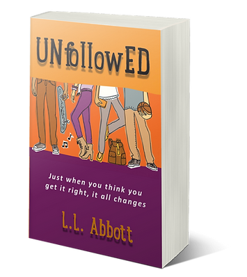 UNfollowED | a coming of age book for teens