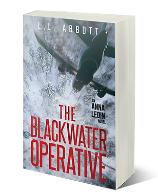 The Blackwater Operative by L.L Abbott | Spy Thriller Series