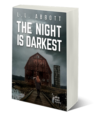 The Night Is Darkest | A Lake Pines Mystery Book 5