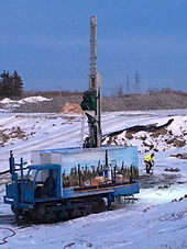 Rodren Drilling | GeoTechnical Drilling Projects over 40 years