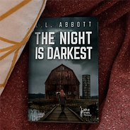 The Night Is Darkest | book 5 in The Lake Pines Mystery Series