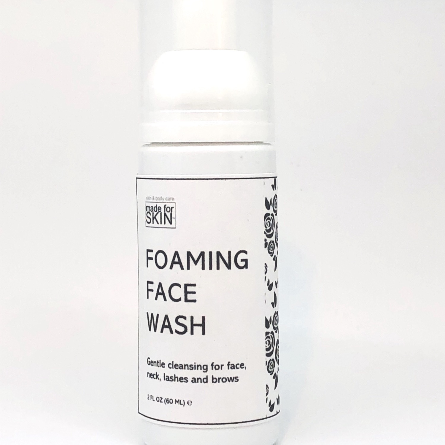 Foaming Face, Eye Lash Wash and Make Up Remover | made for SKIN