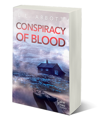Conspiracy of Blood | Book 6 of the Lake Pines Murder Mystery Series