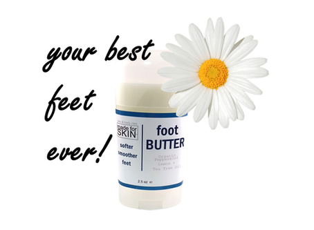 Foot Butter - Soothe Dry Cracked Feet