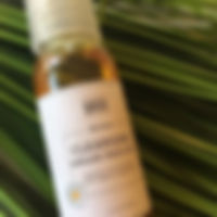 Cleansing Face Oil for clean soft skin everyday | pure organic face oil | natural skin care Winnipeg | made for SKIN