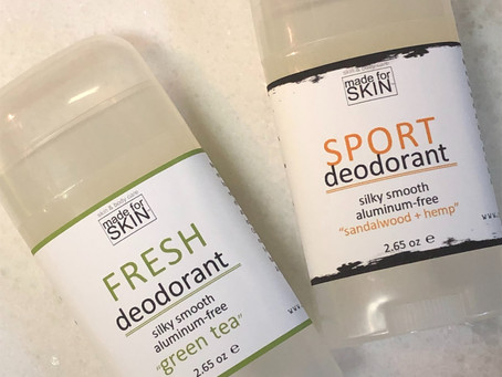 3 Natural Deodorants That Actually Work - even when working out!