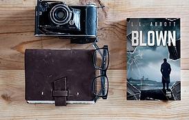 Blown   book 4 in The Anna Ledin Spy Thriller Series