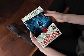 The Phoenix Code | book 2 in The Anna Ledin Spy Thriller Series