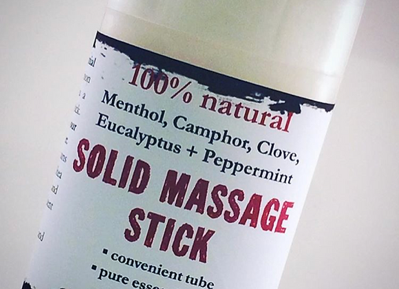 Solid Massage Stick | made for SKIN