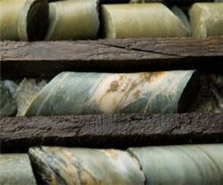 Core Samples   Rodren Drilling