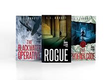 The Anna Ledin Spy Series by L.L. Abbott