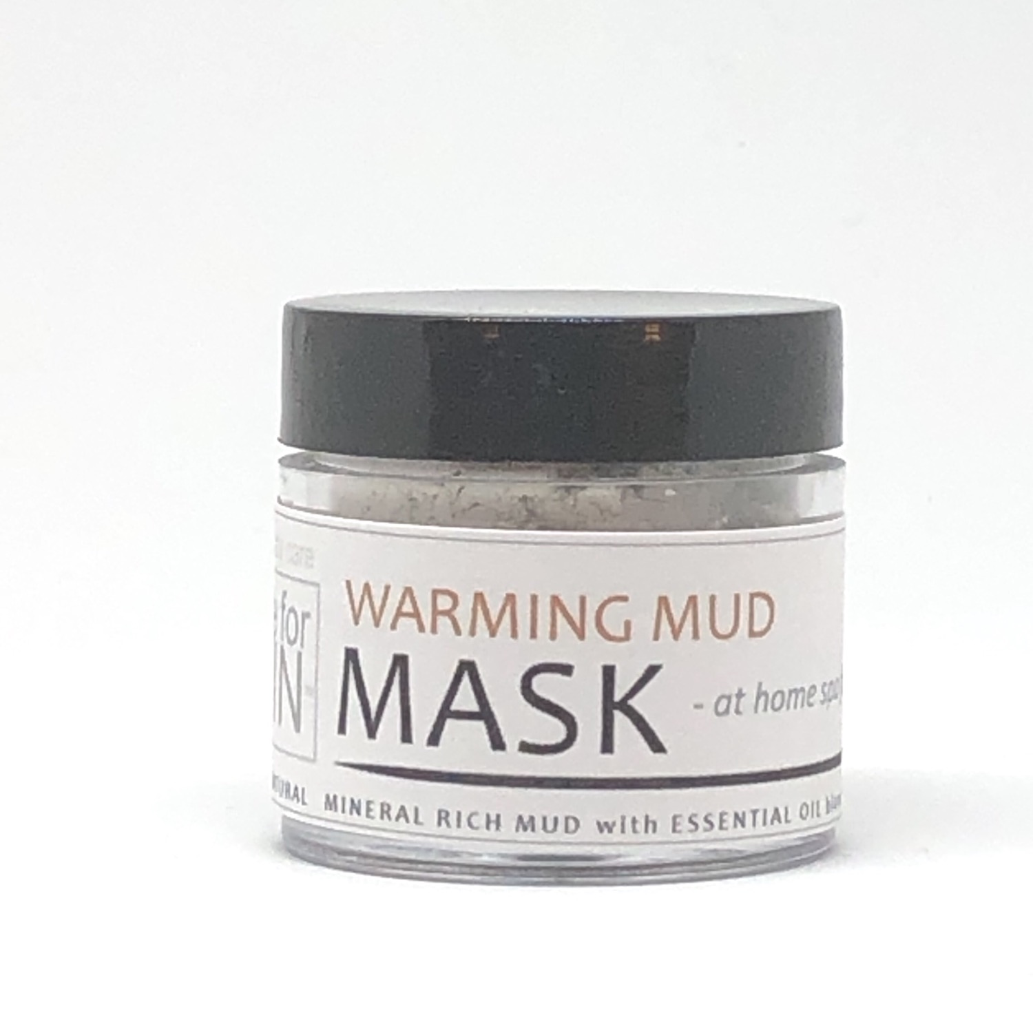 Warming Mud Mask | made for SKIN