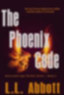 The Phoenix Code by L.L. Abbott | suspense thriller novel Amazon paperback Kindle Unlimited