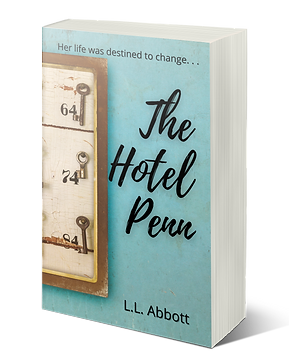 The Hotel Penn | a historical fiction novel set in NYC during 1919