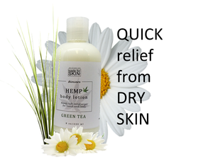 The Best Hemp Lotion available | natural skin care | made for SKIN