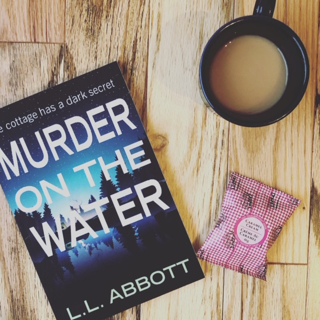 Murder On The Water by L.L. Abbott | murder mystery novel