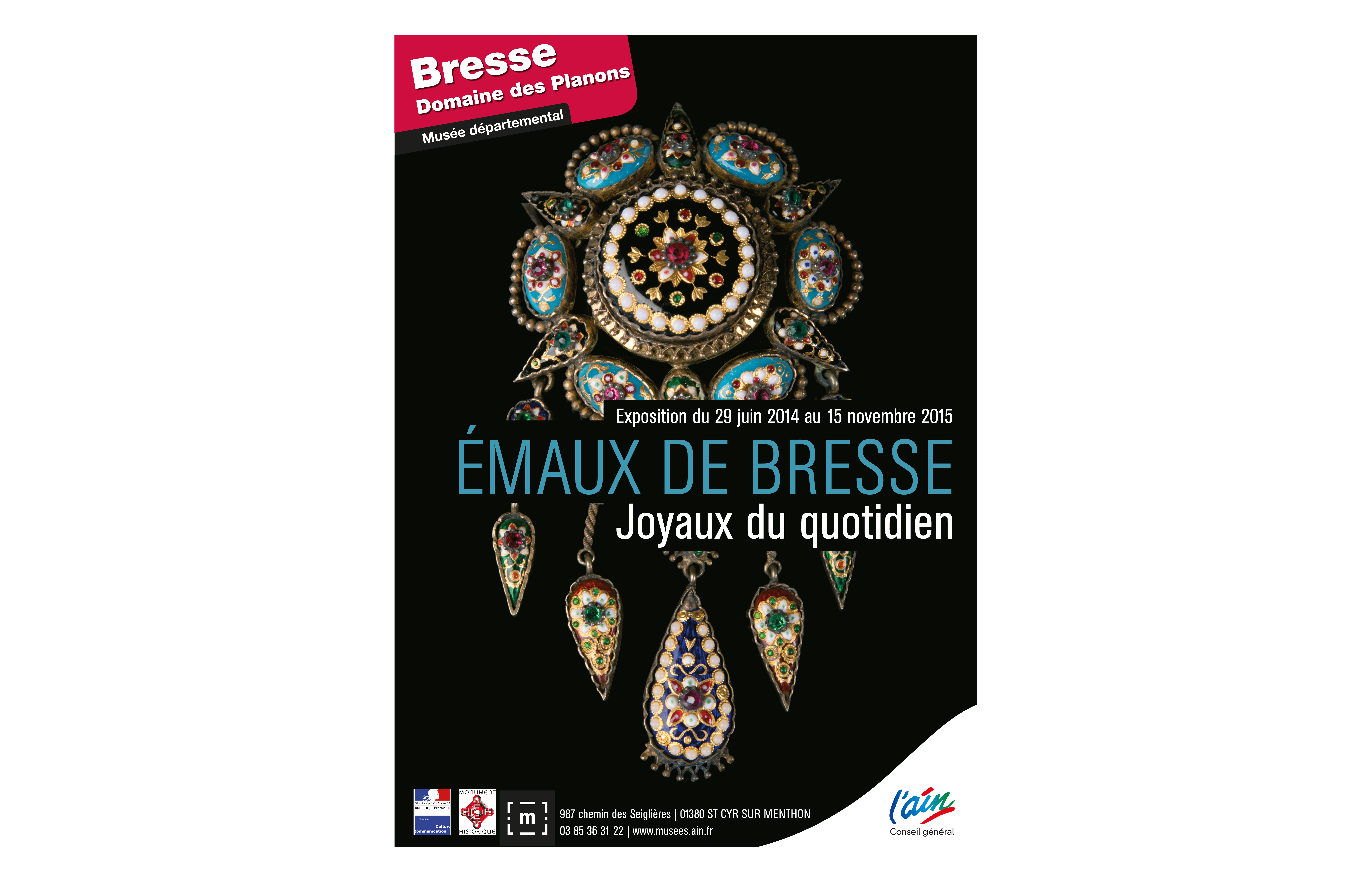 Musée_de_la_bresse_Domaine_des_Planons_Emaux_bressans_013