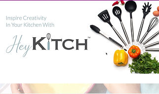 Hey Kitch Official Website
