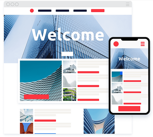 BASIC WEBSITE - 4 PAGES