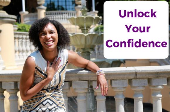 """Unlock Your Confidence"" Coaching"