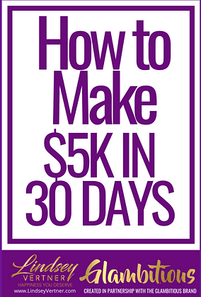How to Make $5K in 30 Days E-Book