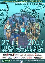 2017-Meeting Memorial JOSE LUIS HERNÁNDE