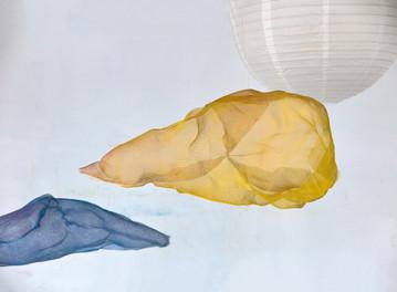 Nuage jaune - 2021