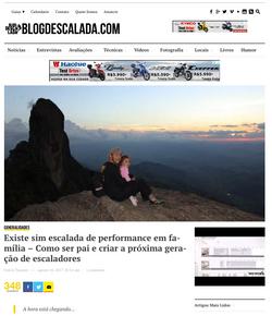 Prensa - Escalada de Performance
