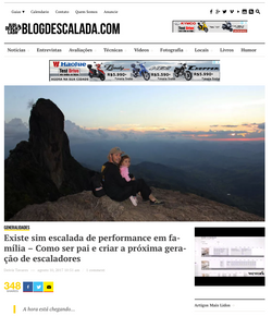 Press Release - Escalada de Performance