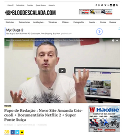 Press Release - Papo de Redação