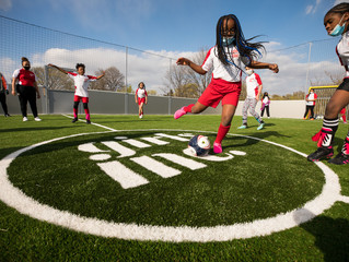 Girls Inc. of Omaha Opens Omaha's First US Soccer Mini-Pitch System
