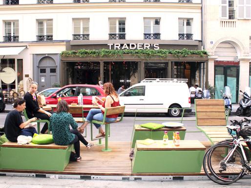 8/10/19 : Pour une pause déjeuner, rendez-vous rue de la Bourse !
