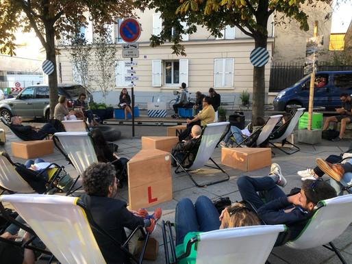 25/09/19 : PARK(ing)DAY 2019, un débat public sur un parklet !